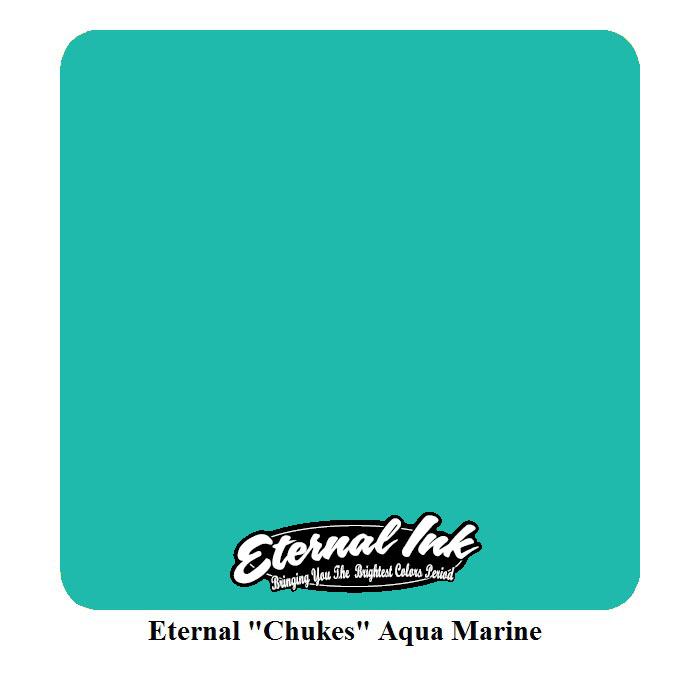 "Eternal ""Chukes"" Aqua Marine"