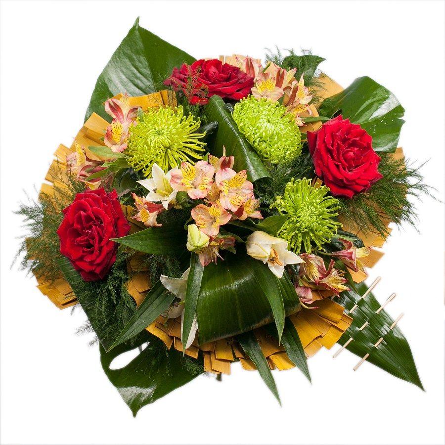 """Букет цветов """"Самурай"""" c доставкой в Комсомольске"""