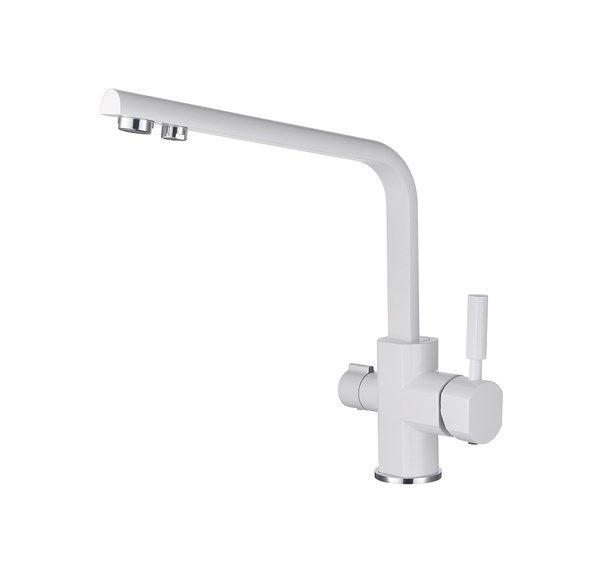 Kaiser 40144-10  Белый Смеситель для кухни под фильтр