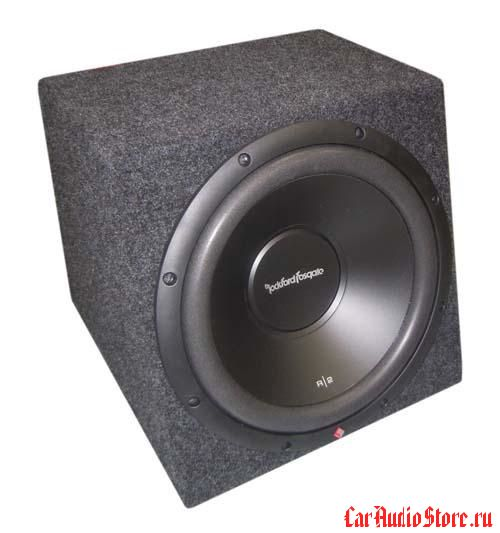 Rockford Fosgate R2D2-12 box