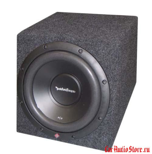 Rockford Fosgate R2D4-10 box