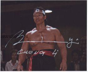 Автограф: Боло Йенг. Кровавый спорт