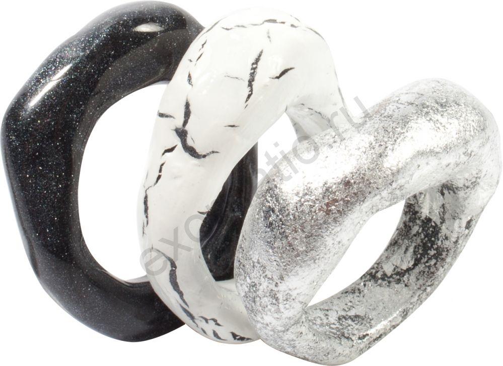 Кольцо Zsiska 4220601WSGRQ0L. Коллекция Wabi-Sabi