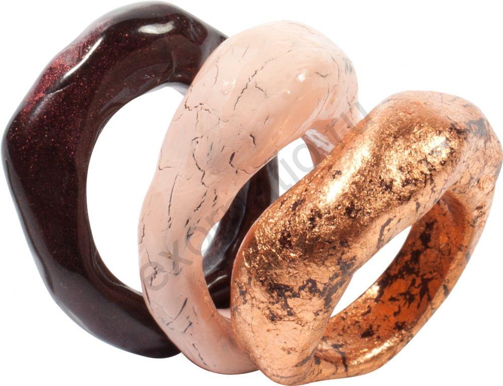 Кольцо Zsiska 4220601PCREQ0L. Коллекция Wabi-Sabi