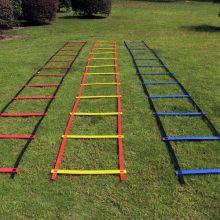 Координационная футбольная лестница для тренировок 6 метров