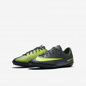 Детские шиповки NIKE MERCURIAL VAPOR XI CR7 TF 852487-376 JR