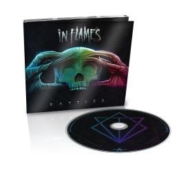 IN FLAMES Battles Digipak