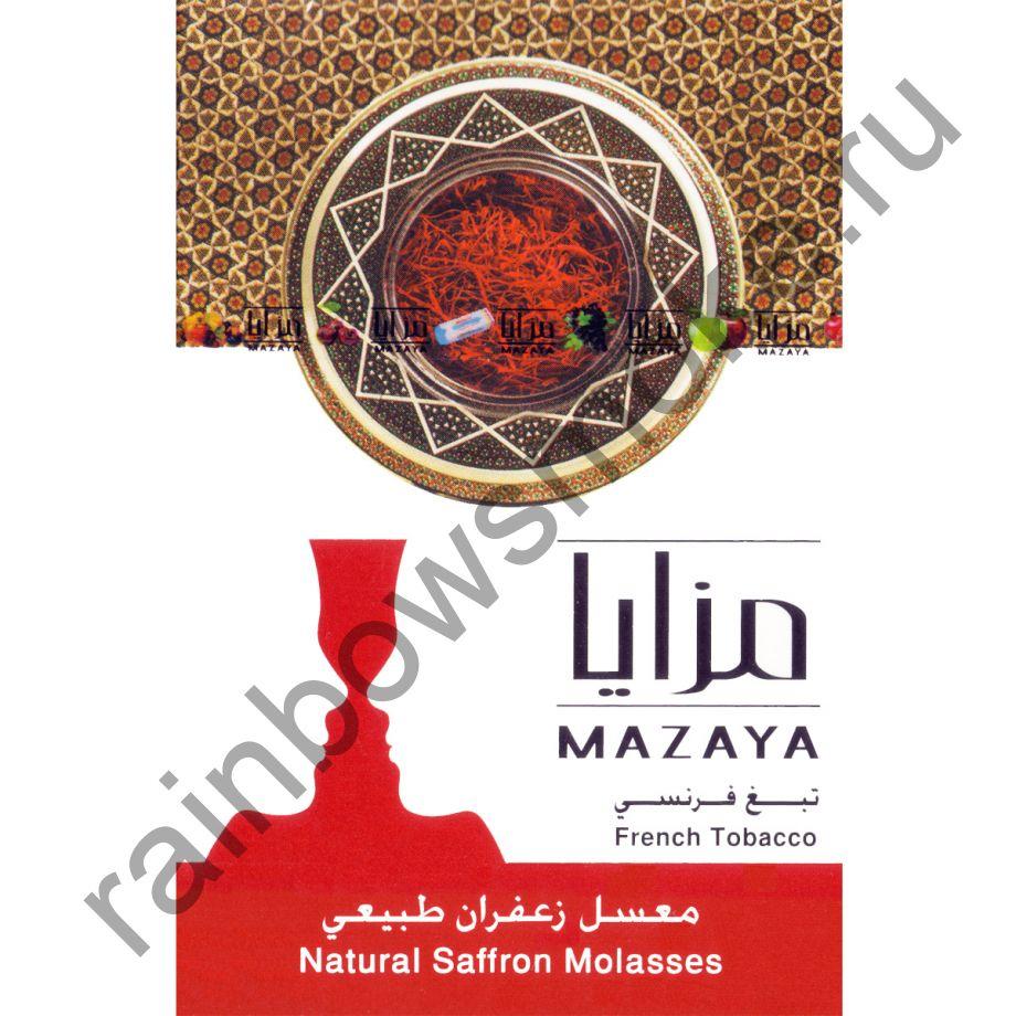 Mazaya 50 гр - Saffron (Шафран)