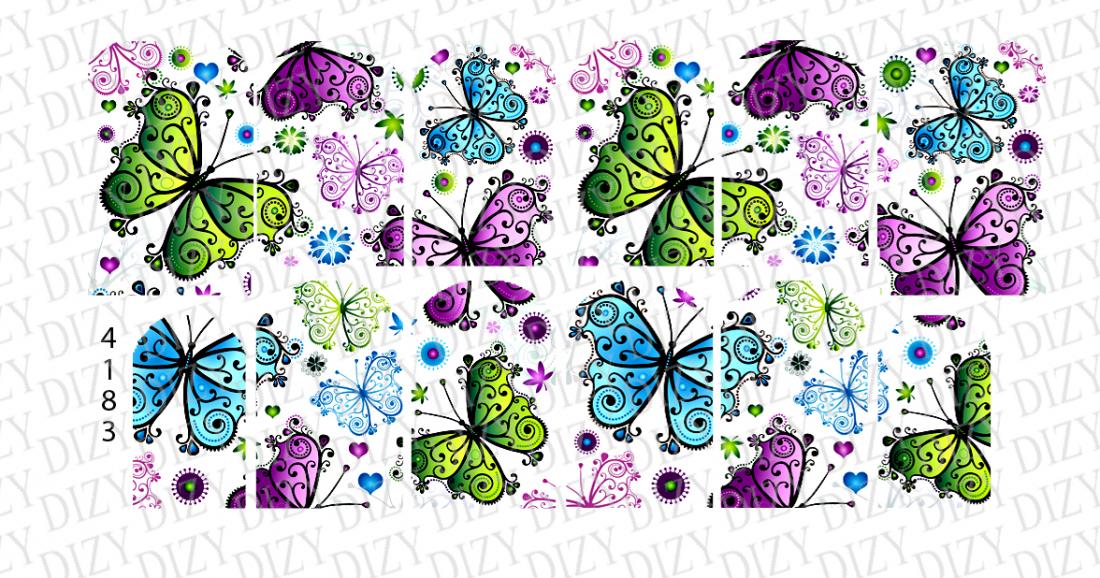 Слайдер дизайн, DIZY арт. 4183