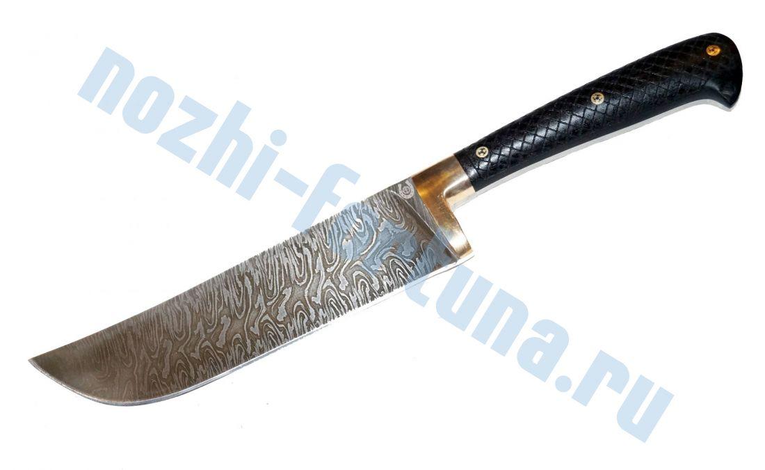 Нож Узбекский цельнометаллический