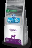 Farmina Vet Life Dog Oxalate Диета для собак для лечения и профилактики МКБ (12 кг)