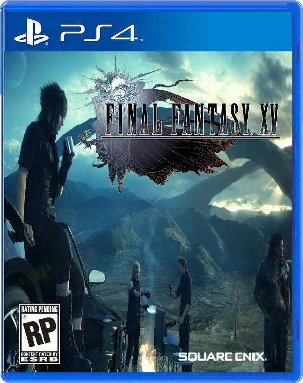 Игра Final Fantasy XV (PS4) Издание первого дня.