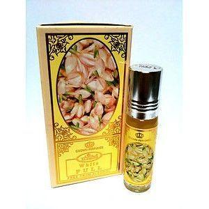 Арабские масляные духи White Full | Вайт Фулл | 6 мл | Al-Rehab | Унисекс