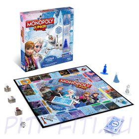 "Hasbro games Монополия JUNIOR ""Холодное сердце"""