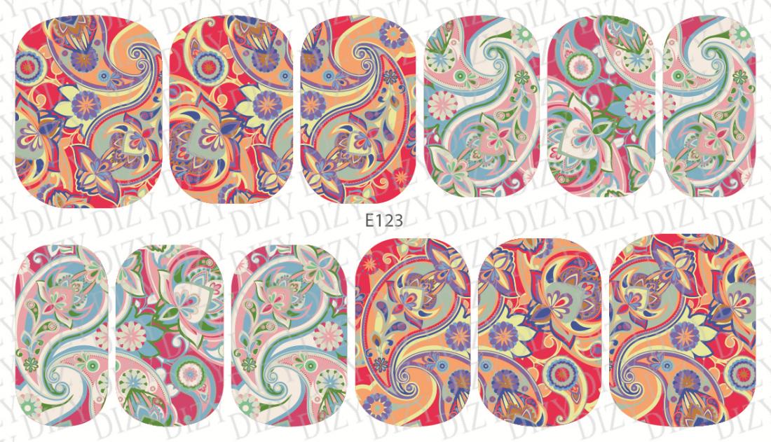 Слайдер дизайн DIZY, арт. E123-01