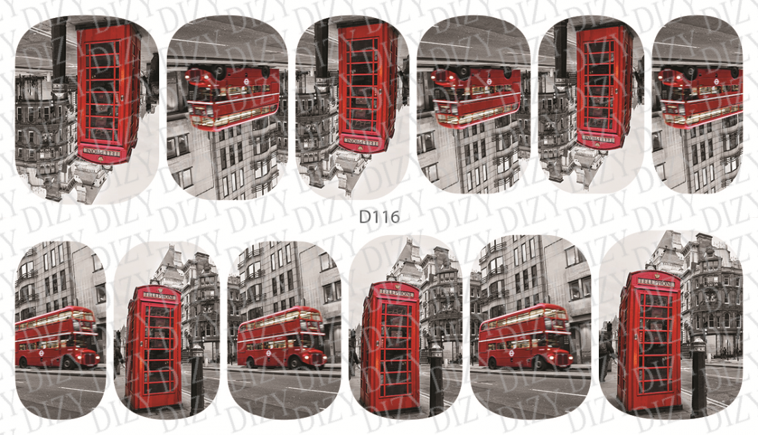 Слайдер дизайн DIZY, арт. D116-01
