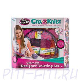 Cra-Z-Knitz  Крейзи Нитс Вязальная станция средняя