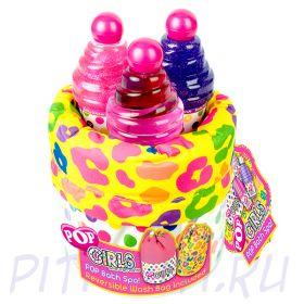 Markwins  POP Набор детской декоративной косметики для душа