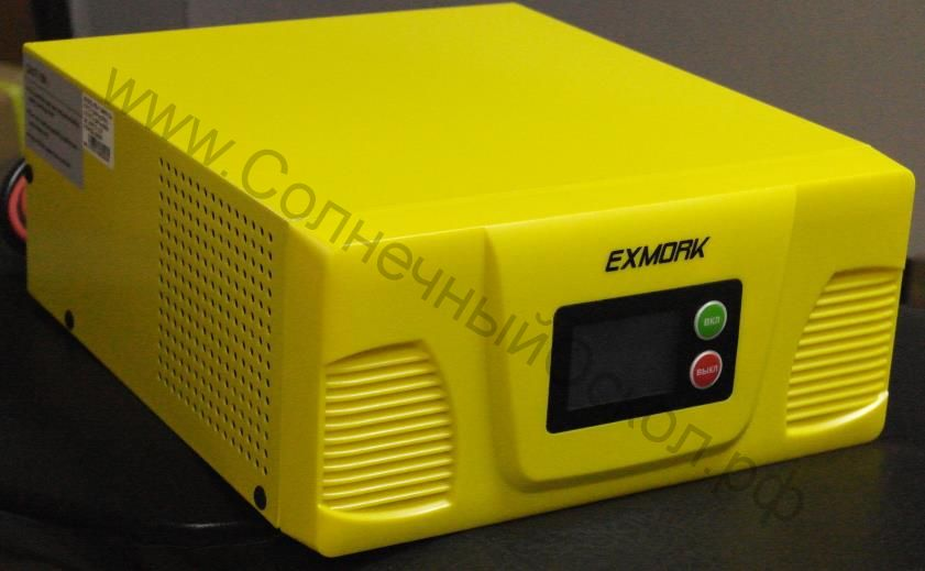 Exmork NB-Y300W LCD DC12V