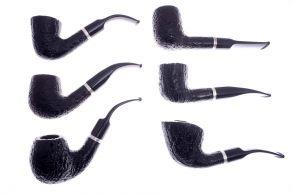 Трубка Любински Sandblack (Черный Бласт) Италия