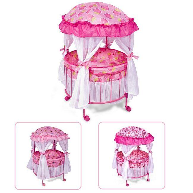 Кровать-манеж для кукол BUGGY BOOM