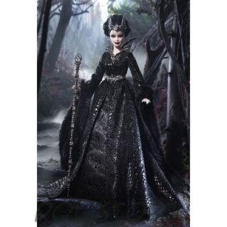 Коллекционная кукла Барби Королева Темного леса - Queen of the Dark Forest Barbie Doll