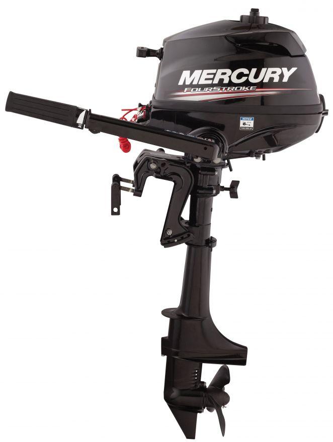 Мотор Mercury F 3,5 M