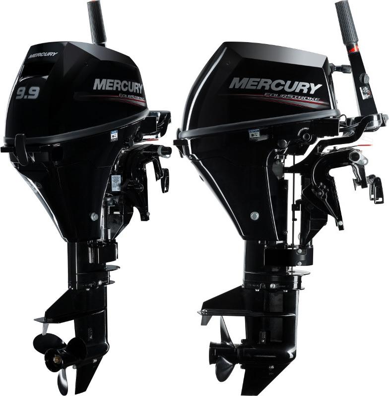 Мотор Mercury F 9,9 M