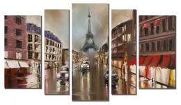Старинный Париж