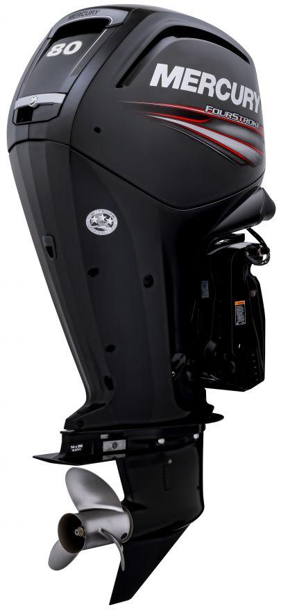 Мотор Mercury F 80 ELPT EFI