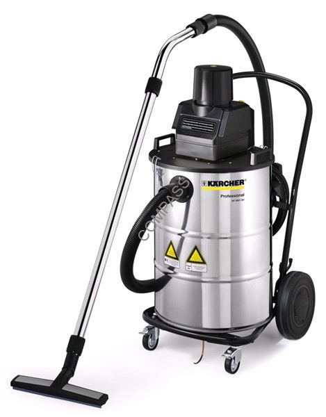 Пылесос для сухой и влажной уборки Karcher NT 80/2 B1 M