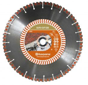 Диск алмазный HUSQVARNA ELITE-CUT S35-400-20,0/25,4