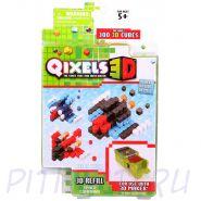 """Qixels  Квикселс Дополнительные наборы для """"3D Принтера"""" в ассортименте"""