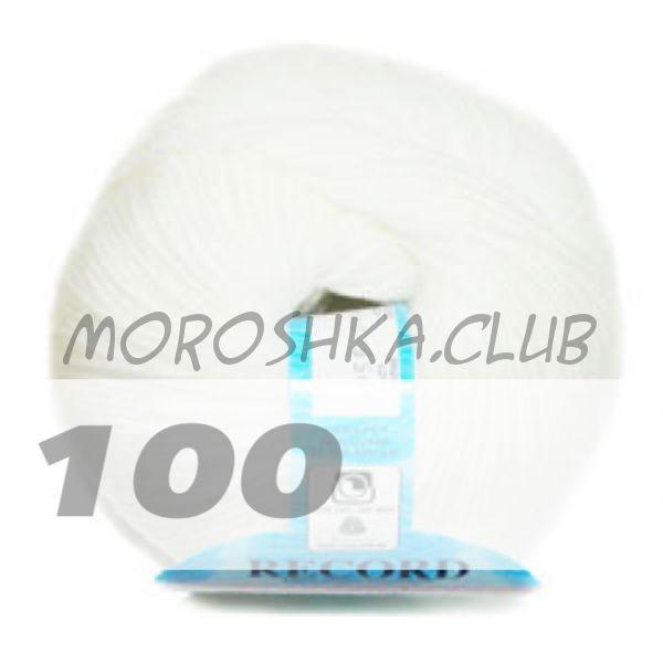 Белый Record BBB (цвет 100)