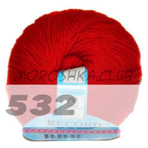 Красный Record BBB (цвет 532)