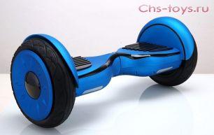 Гироскутер SMART BALANCE PRO Blue 10 Самобаланс + Музыка + Приложение