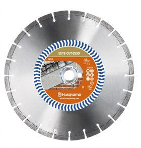 Диск алмазный HUSQVARNA ELITE-CUT GS50S 400 12 25.4