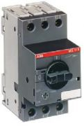Автоматы для защиты электродвигателей ABB серии MS 116