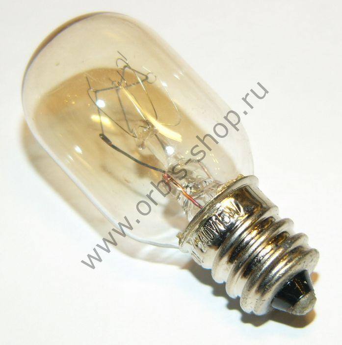 Лампа E12 для холодильника Sharp