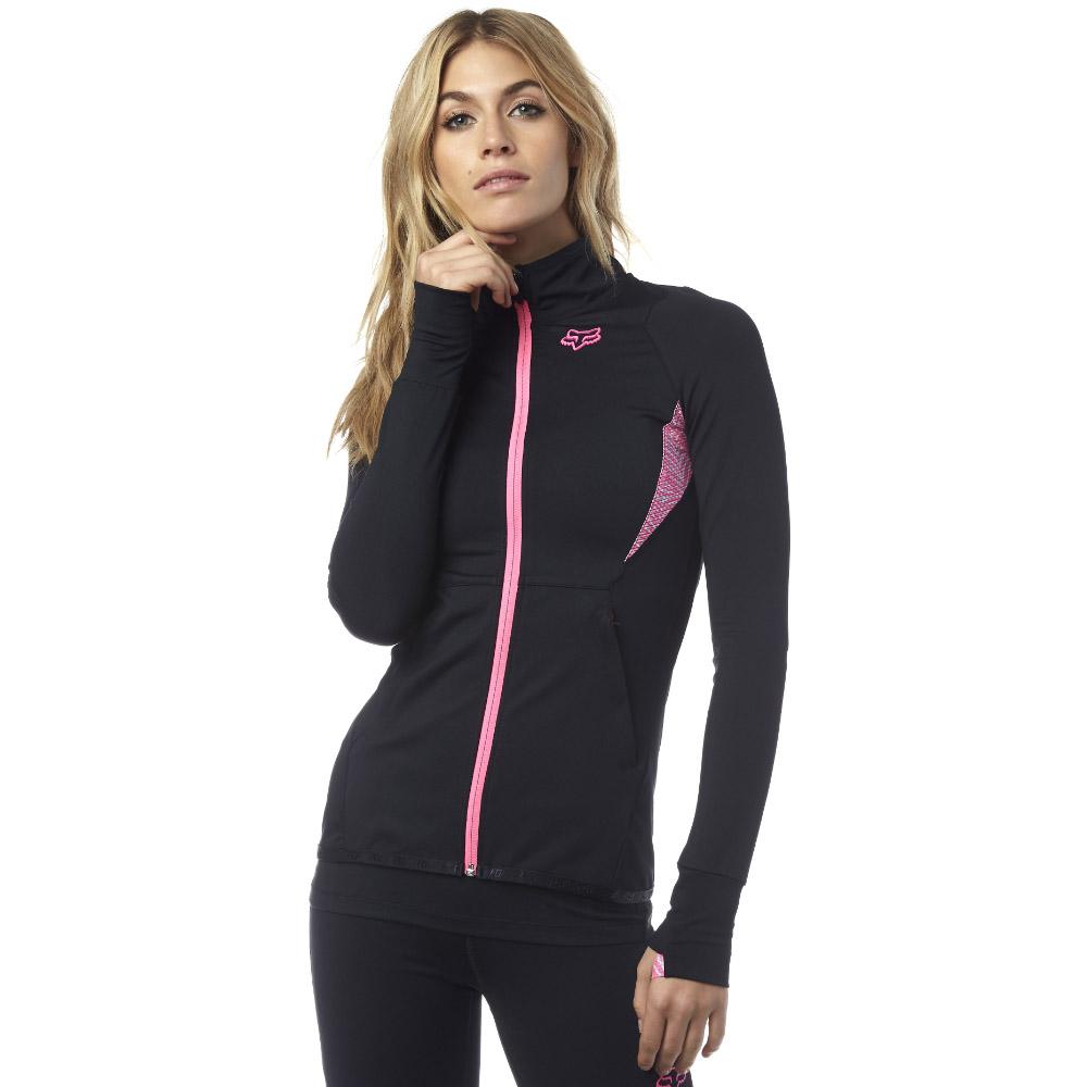 Fox - Phoenix Track Jacket куртка женская, черная