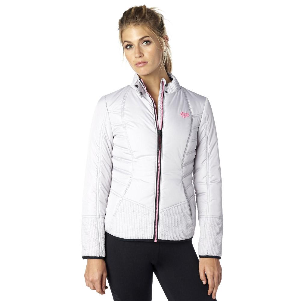 Fox - Sonar Jacket Stone куртка женская, белая