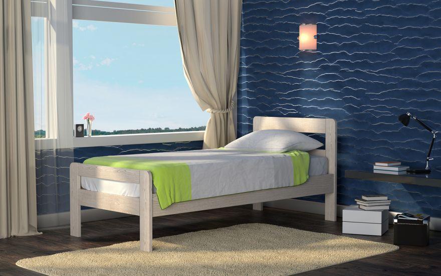 Кровать Кредо (массив бука) | DreamLine