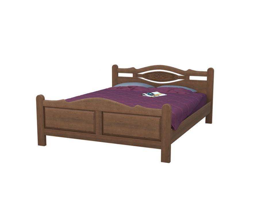 Кровать Орден (массив бука) | DreamLine