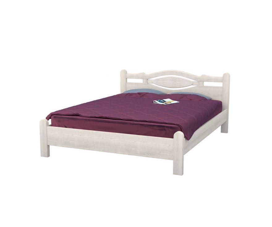 Кровать Орден 1 (массив ясеня)   DreamLine