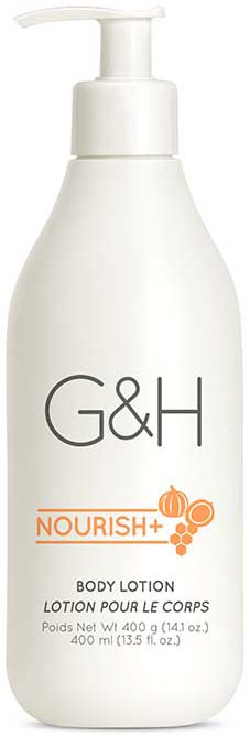G&H Nourish+ Лосьон для тела