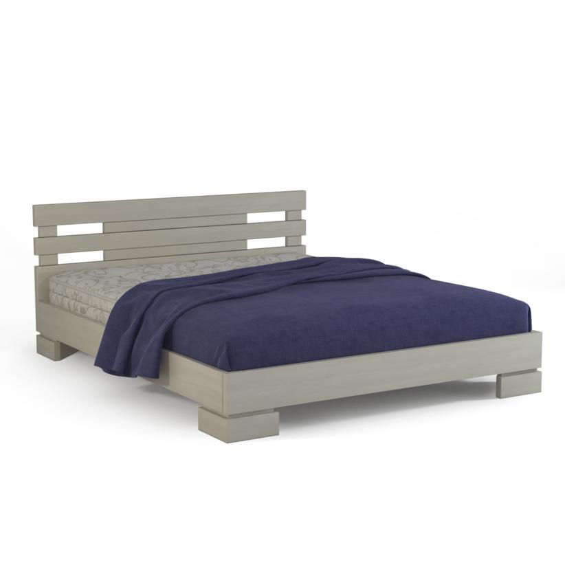 Кровать Варна 1 (массив ясеня) | DreamLine