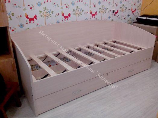 Кровать с ящиками Соло-Софа-1