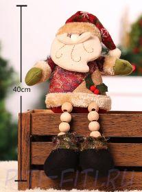 Дед Мороз фигура (сидячий)