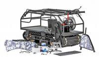 SnowDog Compact - мотобуксировщик в стандартной комплектации без двигателя