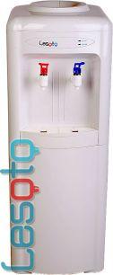 Кулер для воды LESOTO 222 LD white